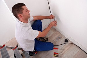 Electrician-wiring-home