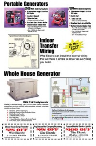 Portable Generator Coupon